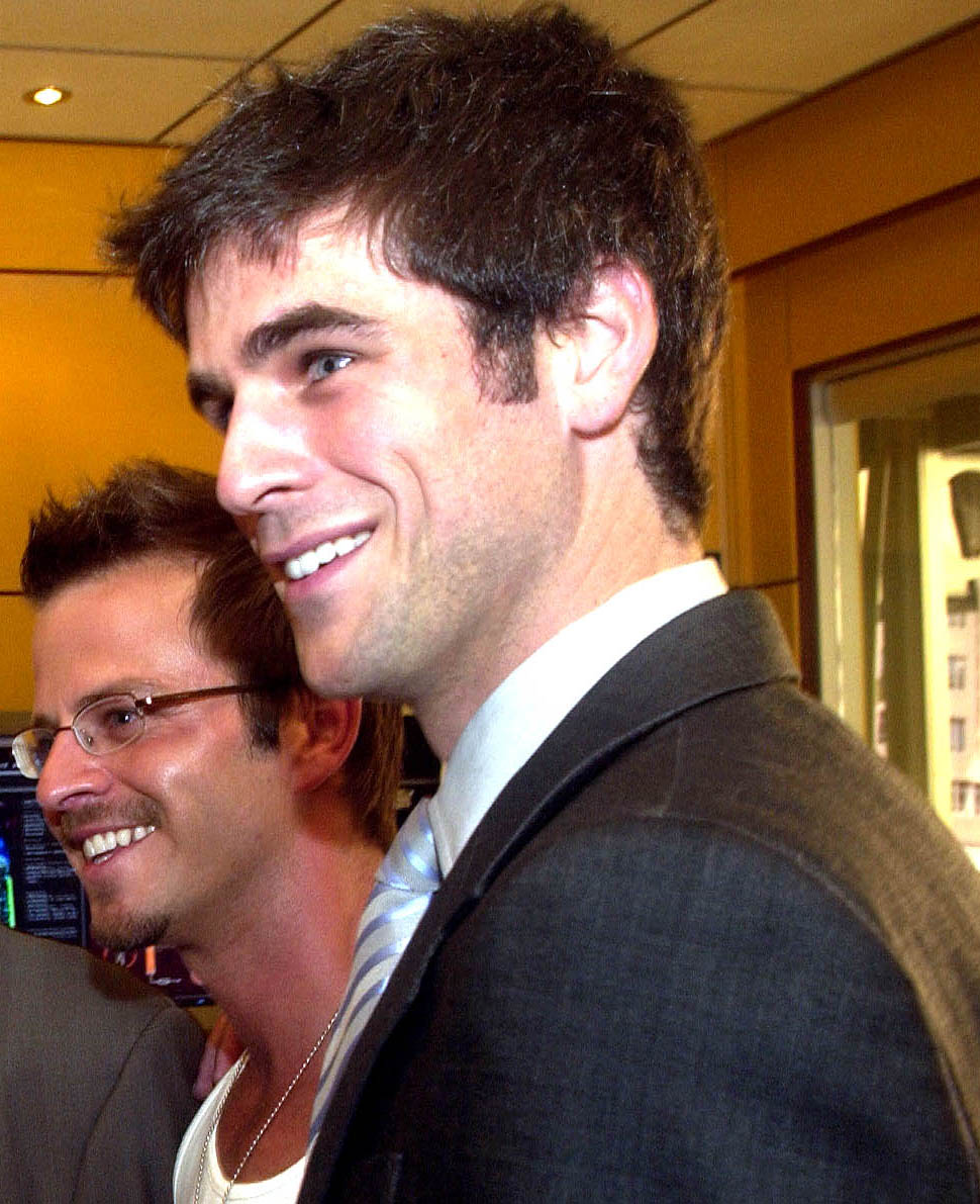 Eddie Cahill - Gallery Photo Colection