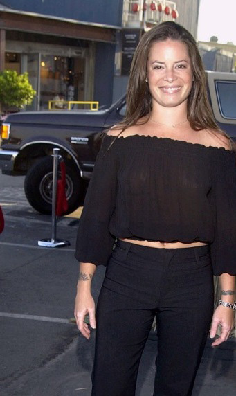 Are right, holly marie combs see through