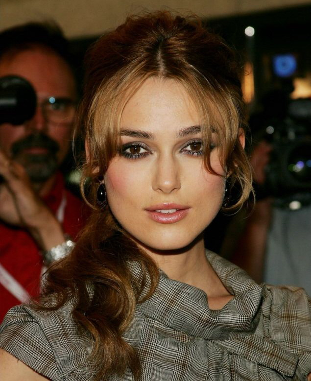 Keira Knightley Romance Hairstyles Pictures, Long Hairstyle 2013, Hairstyle 2013, New Long Hairstyle 2013, Celebrity Long Romance Hairstyles 2013